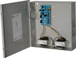 ALTRONIX ALTV1224C4220 Alimentatore CCTV, 4 uscite, 2 a 12VDC e 2 a 24VAC, 6A, 115VAC | CE6EQF