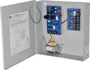 ALTRONIX ALTV615DC8220 Alimentatore CCTV, 8 uscite con fusibili classe 2, 6-15 V CC a 4 A, 220 V CA | CE6EUQ