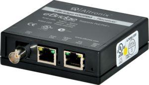 ALTRONIX eBridge100RM Ricevitore EoC a porta singola, 100 Mbps, passa PoE / PoE | CE6EVF