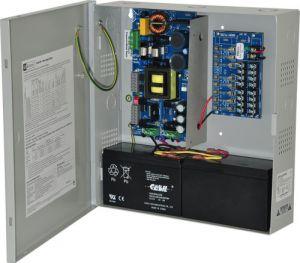 Alimentatore ALTRONIX eFlow104N8, 8 uscite con fusibile, 24 V CC a 10 A, uscita Aux, 115 V CA | CE6EXZ