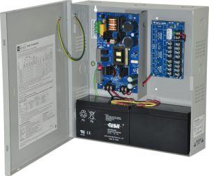 ALTRONIX eFlow6N8D Alimentatore / caricatore, 8 PTC, 12 / 24VDC a 6A, 115VAC | CE6FZL