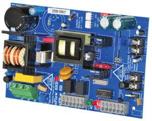 ALTRONIX eFlow6NBV Alimentatore / caricatore, uscita singola, 12 / 24VDC a 6A, 220VAC, scheda | CE6GAL