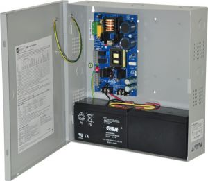 Alimentatore / caricatore ALTRONIX eFlow6N, uscita singola, 12 / 24VDC a 6A, 115VAC | CE6GAE