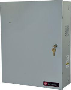 ALTRONIX MaxFit37FE Sistema di alimentazione espandibile, doppia alimentazione, 12VDC / 24VDC a 6A e 24VDC a 10A | CE6FTP