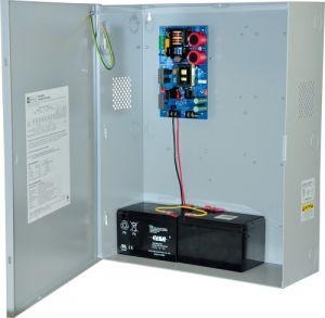 Sistema di alimentazione espandibile ALTRONIX MaxFit3FE, 12VDC o 24VDC a 6A | CE6FTV