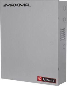 ALTRONIX Maximal77V Access Power Controller, 16 fusibili, doppio P / S da 24 V CC a 9.7 A ciascuno, 220 V CA | CE6FPK