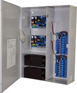 ALTRONIX Maximal33FDV Controllore di alimentazione di accesso, 16 PTC, doppio P / S 12 / 24VDC a 6A ciascuno, 220VAC | CE6FPU
