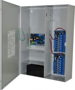 ALTRONIX Maximal3FV Access Controller di alimentazione, 16 uscite relè con fusibile, 12 / 24VDC a 6A, 220VAC | CE6FQN