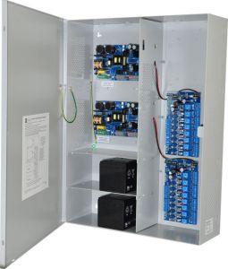 ALTRONIX Maximal55F Access Power Controller, 16 fusibili, doppio P / S da 12 V CC a 9.5 A ciascuno, 115 V CA | CE6FPF