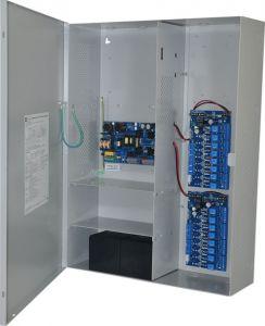 ALTRONIX Maximal5F Access Power Controller, 16 uscite relè con fusibile, 12 V CC a 9 A, 115 V CA | CE6FQP