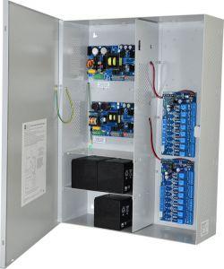 ALTRONIX Maximal75FD Access Controller di alimentazione, doppio, 16 PTC, 1-24 V CC a 9.7 A, 1-12 V CC a 9.5 A, 115 V CA | CE6FQG