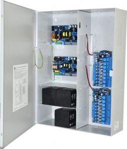 ALTRONIX Maximal75FV Regolatore di alimentazione di accesso, 16 fusibili, 24 V CC a 9.7 A, 1 P / S 12V CC a 9.5 A, 220 V CA   CE6FNY