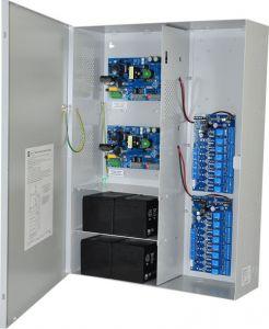 ALTRONIX Maximal77FDV Controllore di alimentazione di accesso, 16 PTC, doppio P / S da 24 V CC a 9.7 A ciascuno, 220 V CA | CE6FQA