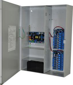 ALTRONIX Maximal7FV Access Power Controller, 16 uscite relè con fusibile, 24VDC a 9A, 220VAC | CE6FQV
