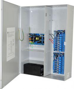 ALTRONIX Maximal7V Access Power Controller, 16 uscite relè con fusibile, 24 V CC a 9.4 A, 220 V CA | CE6FQT