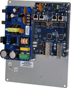 ALTRONIX NetWaySP4PL Dual 1G Fiber SFP, 4 porte 10/100/1000 PoE / PoE | CE6FUK