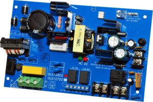 ALTRONIX OLS120D2 Alimentatore / caricatore, doppia uscita, 12 / 24VDC a 4A, 115 / 220VAC, scheda | CE6FZR