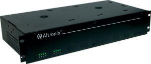 ALTRONIX R615DC616CB220 Alimentatore CCTV, 16 uscite PTC Classe 2, 6-15 V CC a 6 A, 220 V CA | CE6FXU