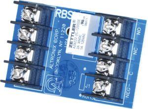 Modulo relè ALTRONIX RBSNP, 12 / 24VDC, contatti DPDT a 1A - 120VAC o 2A - 28VDC, polarizzati | CE6FVM