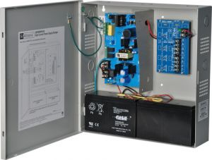 Alimentatore ALTRONIX SMP5PMP4CB, 4 uscite PTC, 12/24 V CC a 4 A, 115/220 V CA | CE6FBG