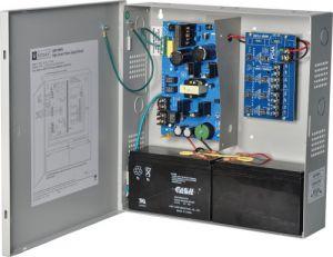 Alimentatore ALTRONIX SMP7PMP4, 4 uscite con fusibili, 12/24 V CC a 6 A, 115 V CA | CE6FBR