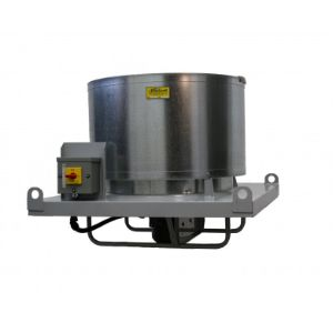 AMERICRAFT FAN AM-18-1/2-1-EXP Roof Exhauster, Direct Drive, Explosion Proof, Size 18 Inch, 1 Phase, 1/2 HP   CE8CJR