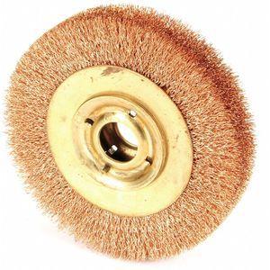 Szczotka tarczowa karbowana AMPCO WB-44C 6 cali 1 cal szerokości | AD9GFE 4RPT4