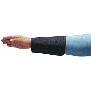 ANSELL 59-801 Polyester Protective Sleeve, 9 Inch L, Black | CD2WTY 108M55