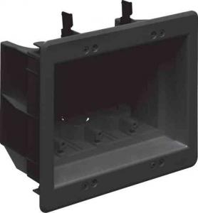 ARLINGTON DVFR3BLGC Caja de entrada empotrada, tamaño de 6.818 x 7.93 pulgadas | CD6XER