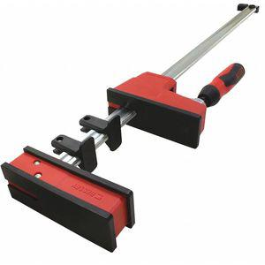BESSEY KRE3550 Parallel Clamp, 50 Inch Max. Jaw Opening, 1700 Nominal Clamping Pressure | CD3LWV 450G43