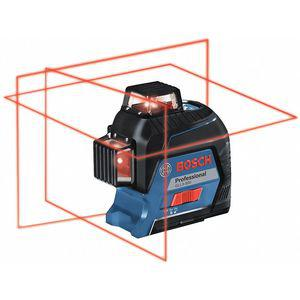 BOSCH GLL3-300 Self-leveling Alignment Laser, Horizontal and Vertical, Interior | CD2WXL 450W78