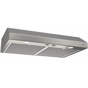 BROAN BCSD130SS Range Hood, Under Cabinet, Silver, 1.4A | CD3WGG 53UL06