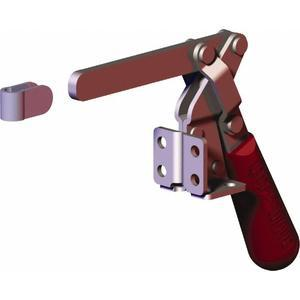 DESTACO 317-S Hold-Down Toggle Clamp, Solid Bar, 375 lb Holding Cap. | AJ8BBZ