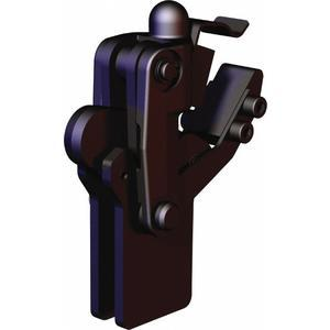 DESTACO 503-MLBLSC Hold-Down Toggle Clamp, Long Base with Locking Spring Clip, 1500 lb Holding Cap. | AJ8BBR