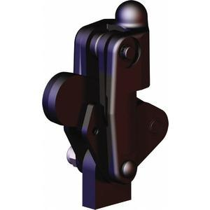 DESTACO 505-MB Hold-Down Toggle Clamp, Swivel Base, 2400 lb Holding Cap. | AJ8BCY