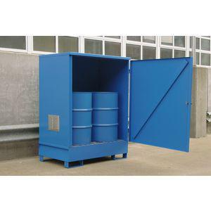DENIOS | K17-3852 | CD2HFN | 8RAP6 | Non Combustible Drum Locker