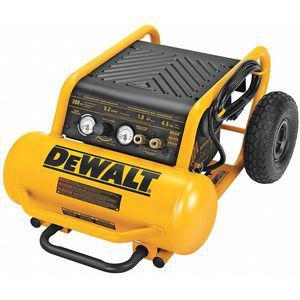 DEWALT D55146 Portable Air Compressor | CD3VPL 445K70