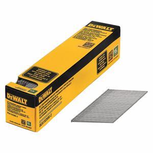 DEWALT DCA15250G-2 Angled Finish Nails, Round, Strip, Adhesive | CD2WPW 52NY84