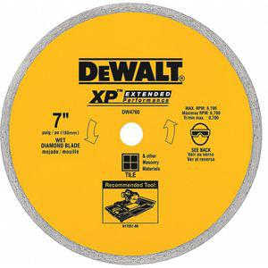 DEWALT | DW4760 | CD2HEW | 4DV75 | Diamond Saw Blade