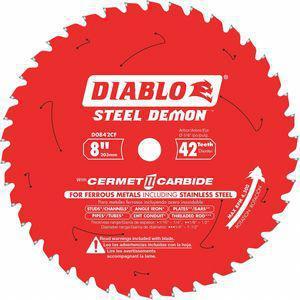 DIABLO | D0842CF | CD2FQL | 52XF48 | Circular Saw Blade