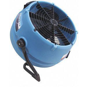 DRI-EAZ F568 Variable Speed Portable Blower/Dryer, 2600 CFM High, 115V Voltage | CD2MUY 425X94