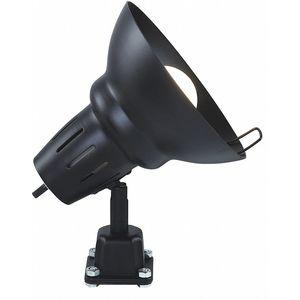 ELECTRIX 7288 LED-R Task Light, LED, 11W, 120V, Black, SVT Cord | CD2WQF 52XH48