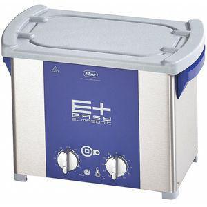 ELMA ULTRASONICS Elmasonic EP30H Ultrasonic Cleaner, Desktop Type, Tank Capacity 0.75 Gallon | CD3RDF 52RX45