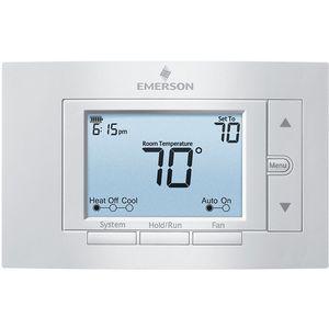 EMERSON | 1F85U-22PR | CD2FDG | 42PD16 | Low Voltage Thermostat