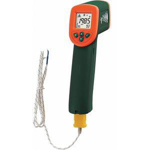 EXTECH IR267 Backlit LCD Infrared Thermometer, -58 Deg. to 1112 Deg. F Temp. Range | CD2LWU 53PZ24