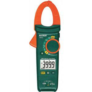 EXTECH MA443-NIST Clamp On Digital Clamp Meter, -40 Deg. to 1832 Deg. F Temp. Range | CD2MPX 404K06