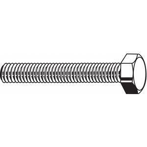 FABORY U01210.050.0400 Hex Tap Bolt, 1/2-13 Thread Size, Steel, Zinc Plated Finish, 5 Pk | CD3VAQ 41UE30