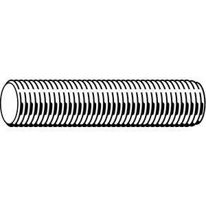 FABORY U22180.056.7200 Threaded Rod, 9/16 x 12 Feet x 6 Feet Size, Alloy Steel | CD3PWM 19NT63