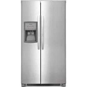 FRIGIDAIRE | FFSS2625TS | CD2HWU | 406F07 | Refrigerator and Freezer