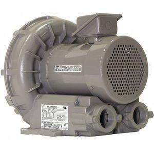 FUJI ELECTRIC VFZ401A-5W Regenerative Blower, 3 Phase, 575 Voltage, 1-1/2 Inch FNPT Inlet Size | CD3LJC 53WC08